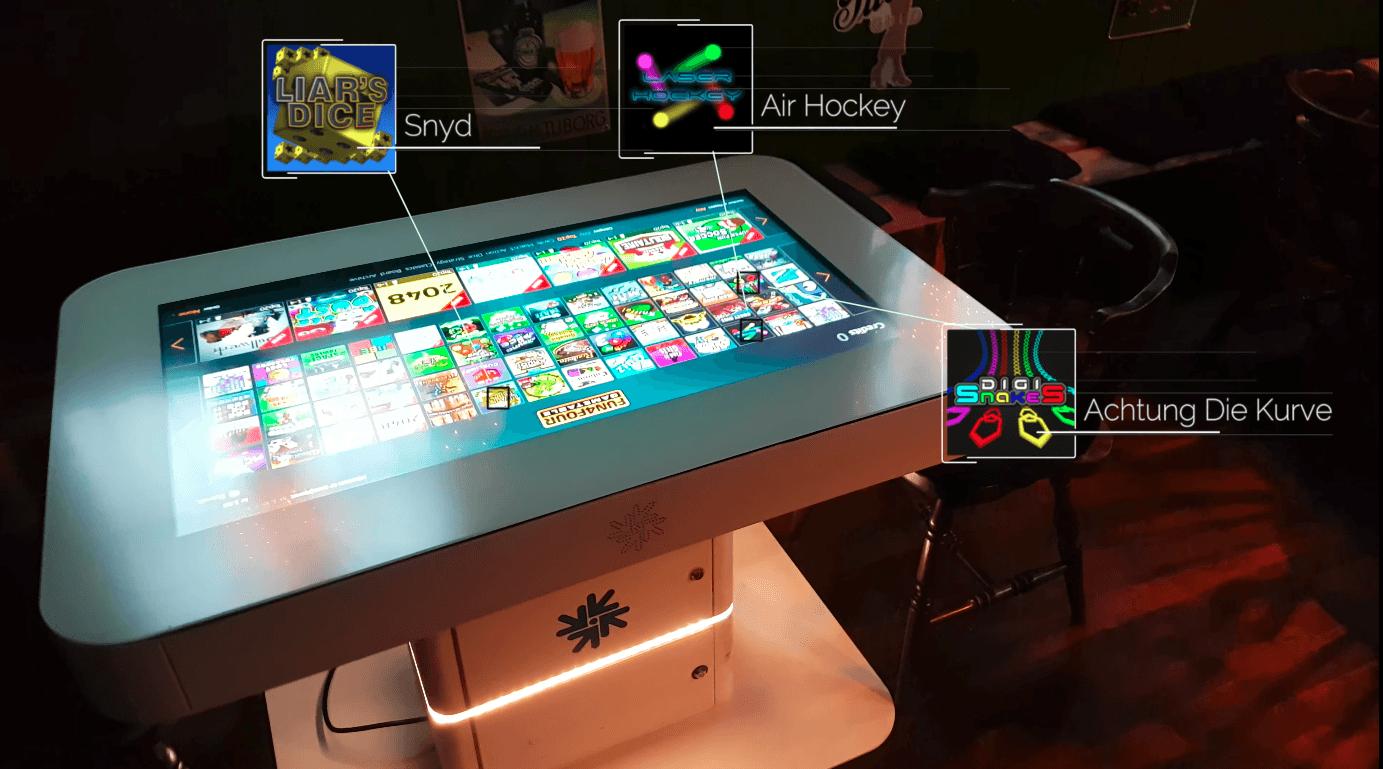 spillebordet video
