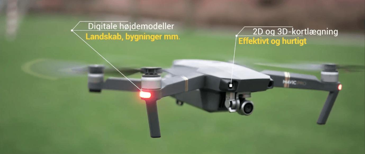 dronemanden video