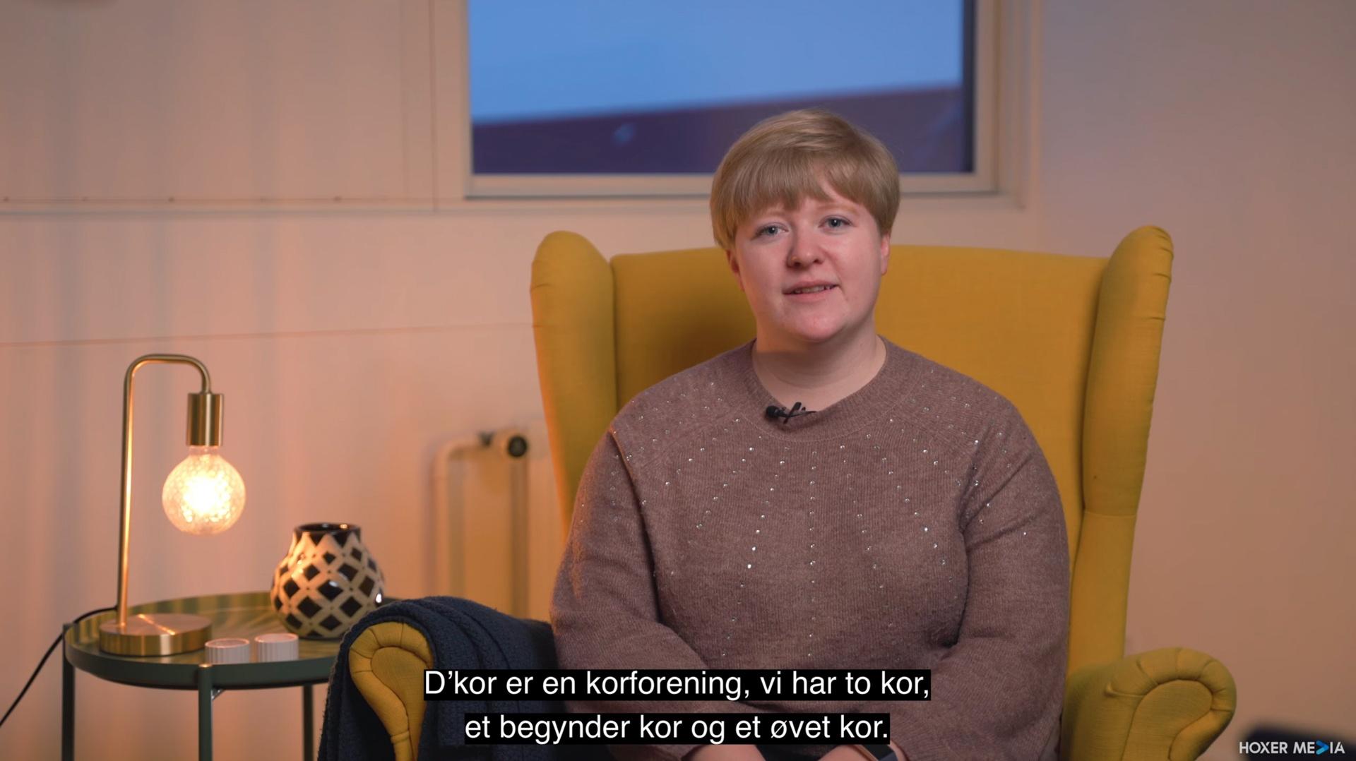 Testimonial Maria fra DKOR